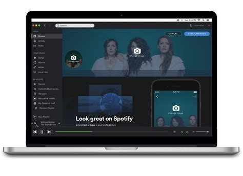 Independent Artists Can Now Change Spotify Artist Profile