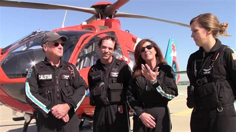 calstar flight nurse perspective youtube