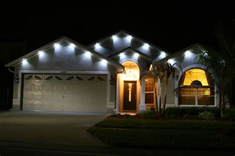 Mobile Garage Lighting by Outdoor Soffit Lighting Outdoor Lighting Outdoor