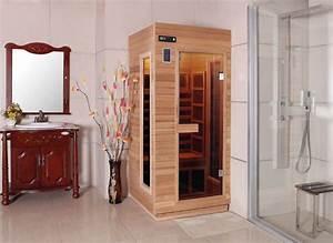 Sauna Für Badezimmer : mini sauna f r 1 person fs 90rf bad saunazimmer produkt id ~ Lizthompson.info Haus und Dekorationen