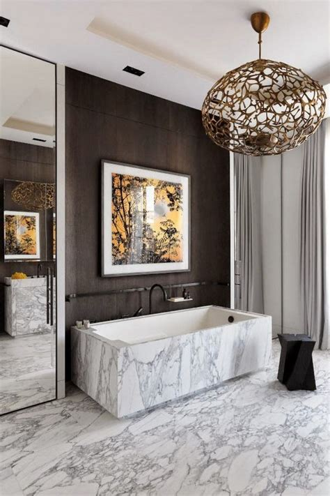 Extraordinary Luxury Bathrooms That Will Mesmerize You