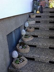 Blumentöpfe Aus Beton : selbstgemachte blument pfe aus beton torfmischung ~ Michelbontemps.com Haus und Dekorationen