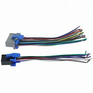 Radio Wire Harness Audio Stereo For 71