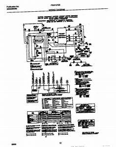 Frigidaire Model Fsg747ges0 Residential Dryer Genuine Parts
