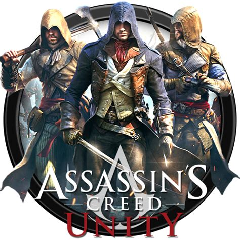 Assassins Creed Unity Icon Chilangomadrid Com