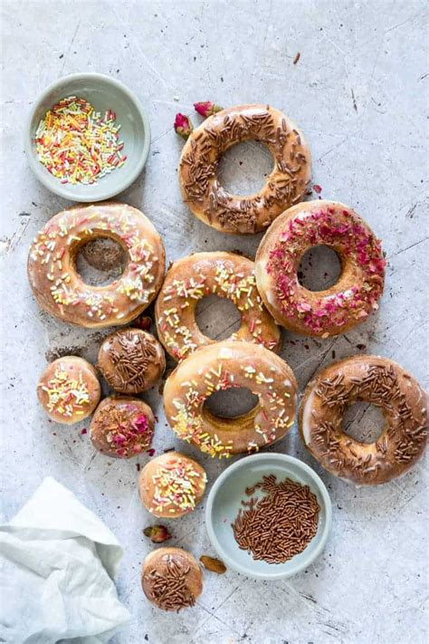 fryer air donuts cook recipes scratch toppings correct temperature healthier tutorial ways
