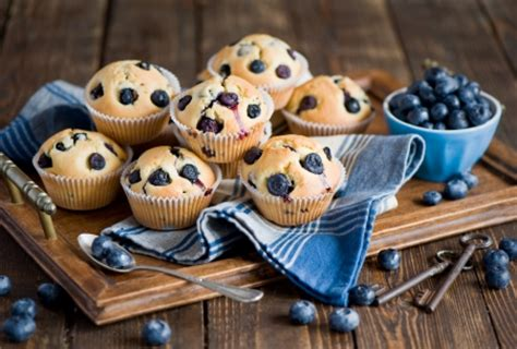 blueberry muffins photography abstract background
