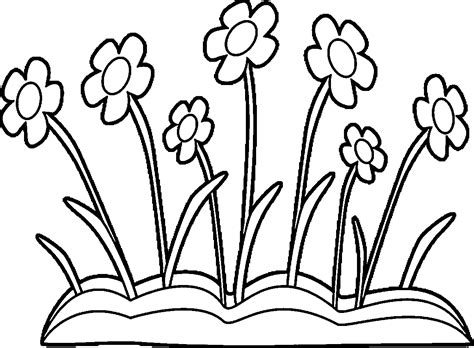 Coloring Flower by Flowers Coloring Pages Coloringsuite
