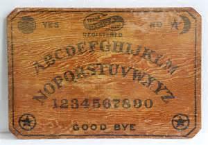 Antique William Fuld Ouija Board