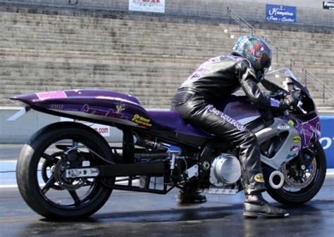 Motorcycle Drag Racing