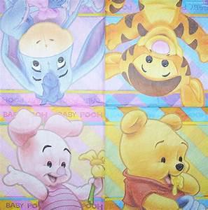 Winnie Pooh Servietten : 2121 winnie pooh baby serviette ~ Sanjose-hotels-ca.com Haus und Dekorationen