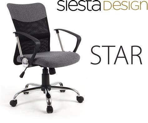 si鑒e ergonomique pour le dos siège de bureau ergonomique avec support du dos tilt gris conforama
