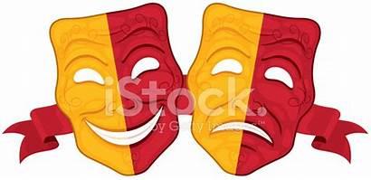 Sad Theater Happy Masks Premium Freeimages