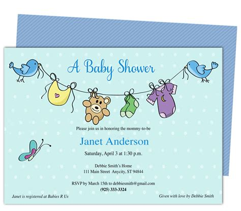 Venue Baby Shower Image