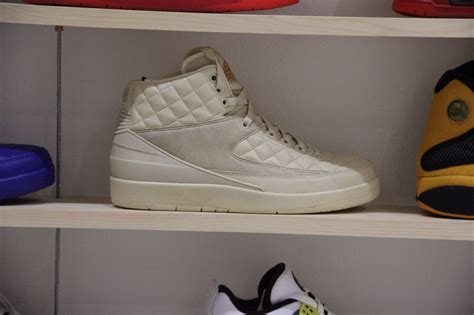 air jordan samples retrospective sneaker bar detroit
