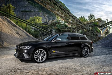 Official Audi Rs6 Avant By Oct Tuning Gtspirit