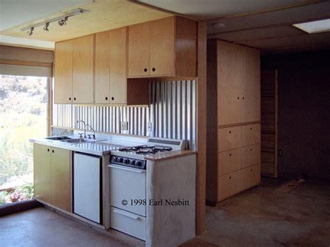 Custom Kitchen Cabinets, Plywood, Birch By Earl Nesbitt