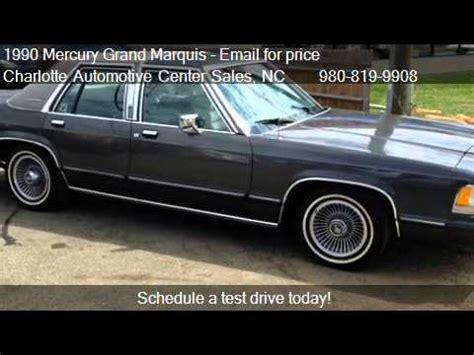 how can i learn about cars 1990 mercury grand marquis head up display 1990 mercury grand marquis gs for sale in charlotte nc 28 youtube
