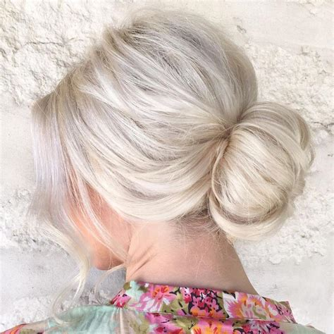 vely low bun hairstyles foliver 20 volume boosting sock buns you ll to try 20 l
