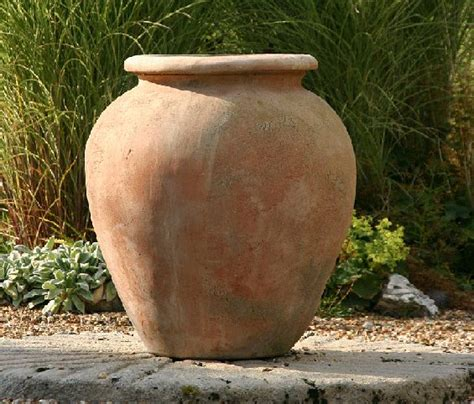 Large Clay Planters For Sale by Italian Terrace Terracotta Pots Planters Jars