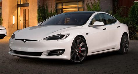 Model S P100d by Tesla S Upcoming Update To Allow Model S P100d Run The