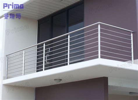 Balcony Stainless Steel Railing Design / Stainless Steel