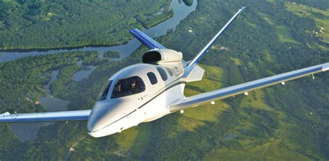 Cirrus in the Home Stretch on Vision Jet | Business ...