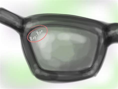 identify genuine ray ban wayfarer sunglasses  steps