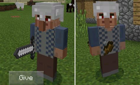 village guards addon minecraft pe mods addons