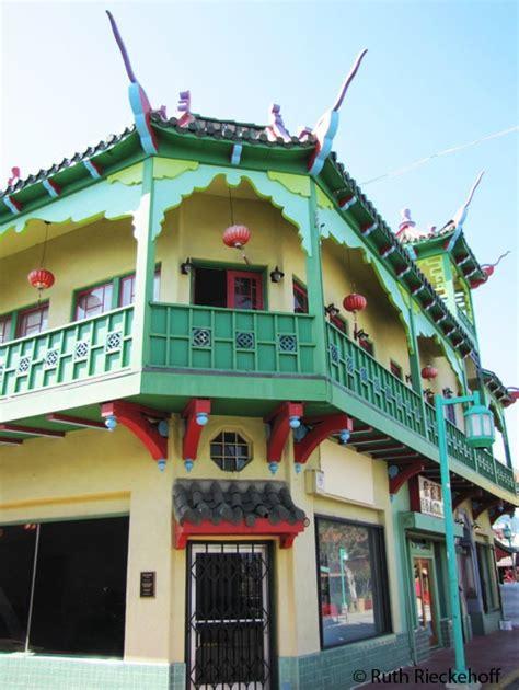 Chinatown Los Angeles