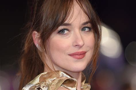 Dakota Johnson Ditched Her Fifty Shades Darker Look for ...