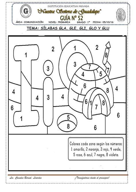 B Dibujos Palabras Colorear Letra Con La Para De