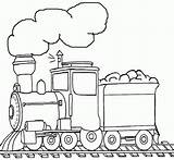 Coloring Transportation Preschool Train Printable Limo Transport Colouring Printables Worksheets Template Sheet Toddlers Library Popular sketch template