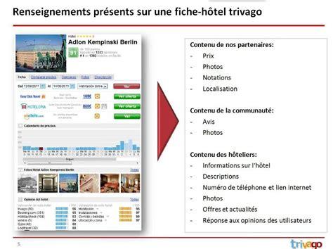 nettoyage chambre hotel présence sur trivago ce n 39 est pas une option artiref