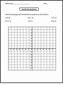 Math Grid Worksheets - grade 4 geometry worksheets free ...