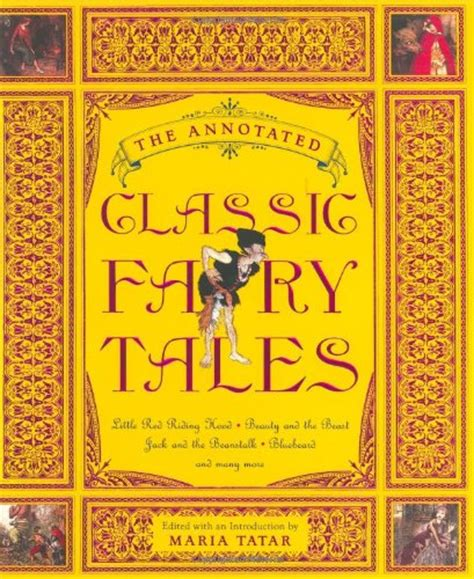 Annotated Classic Fairy Tales Collection