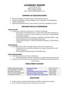 What Does A Functional Format Resume Look Like by Functional Resume
