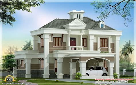 architectural house designs july 2012 kerala home design and floor plans