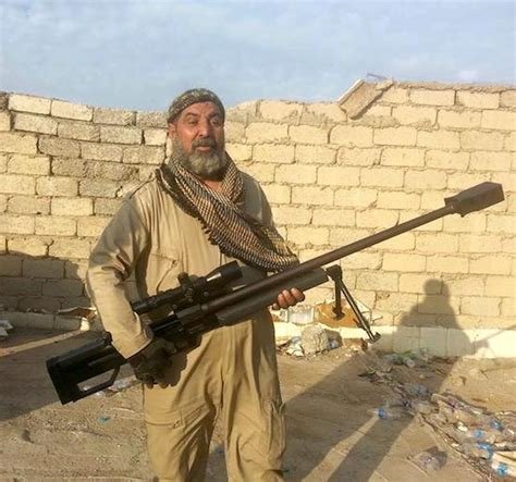 This Badass Has Slaughtered 173 Isis Fighters In The Last