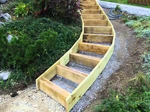 comment faire un escalier exterieur en bois With comment proteger le bois exterieur