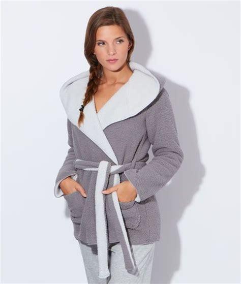 veste de chambre femme découvrez les robes de chambre polaires robe de chambre