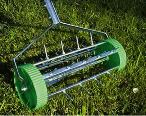 lawn aeration when should i aerate my lawn