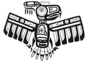 Thunderbird Native American Bird Symbols