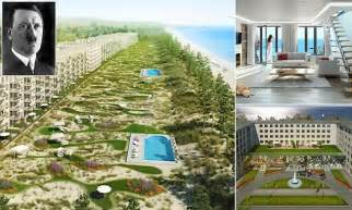 Adolf Hitler's Holiday Retreat For Nazis Prora Opening As