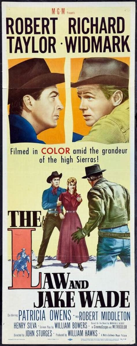 So i've been reading this novel called the charismatic charlie wade, i'm pretty sure that it is not the original title. Westerns 1950-1959 - 100 Years of Movie Posters - 40 ...