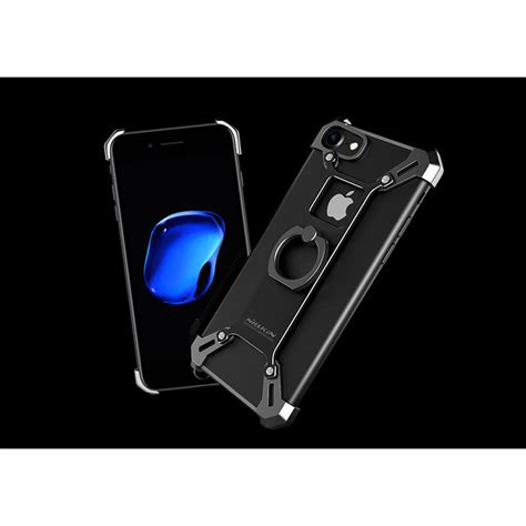 iring for iphone nillkin barde metal iring for iphone 7 plus black