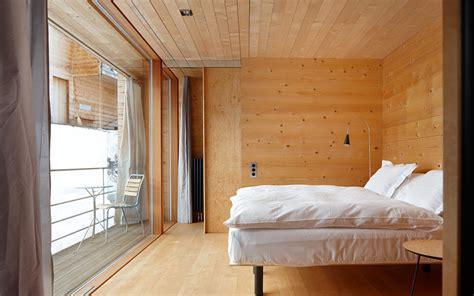 zumthor vacation homes  leis switzerland