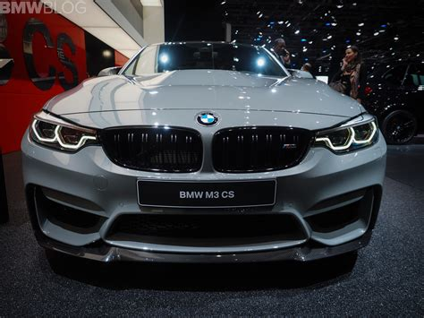 Bmw M3 Cs Looks Sportier Than Ever