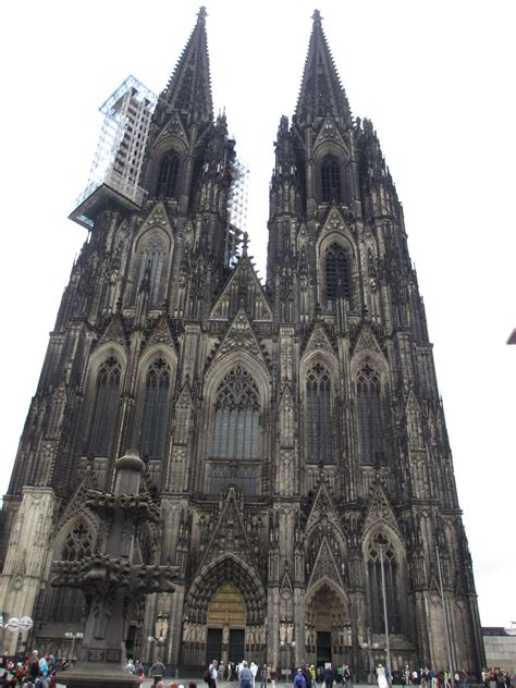 Cannundrums Cologne Cathedral