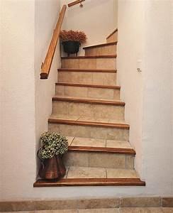 Rnover Entirement Le Carrelage Dun Escalier